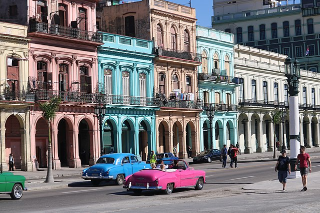architecture travel cuba