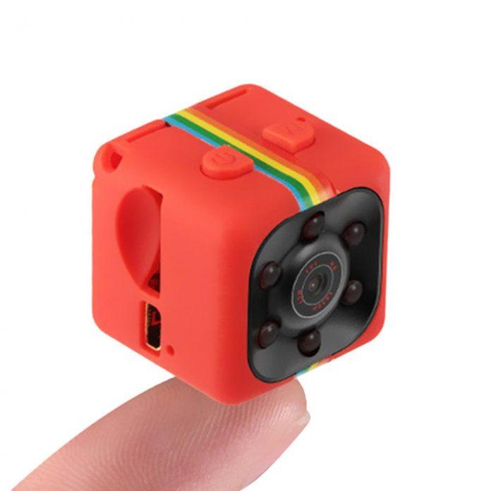 une caméra espion