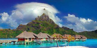 Visiter trois îles en trois jours en Polynésie française