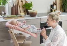 meuble d'un bébé