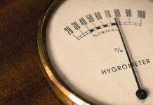 un hygromètre