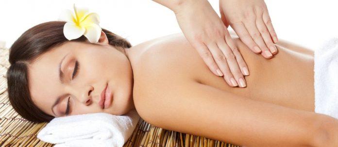massage body-body