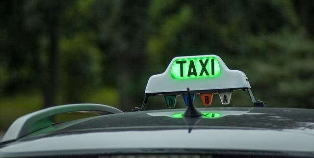 TPE pour un taxi