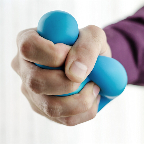 bienfaits des balles anti-stress sur la santé