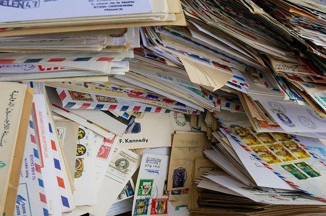 lettre 24 envoie de courrier