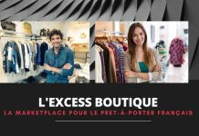 L'EXCESS boutique article