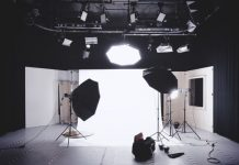 Un studio photo