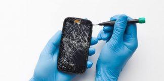 réparations de son téléphone portable