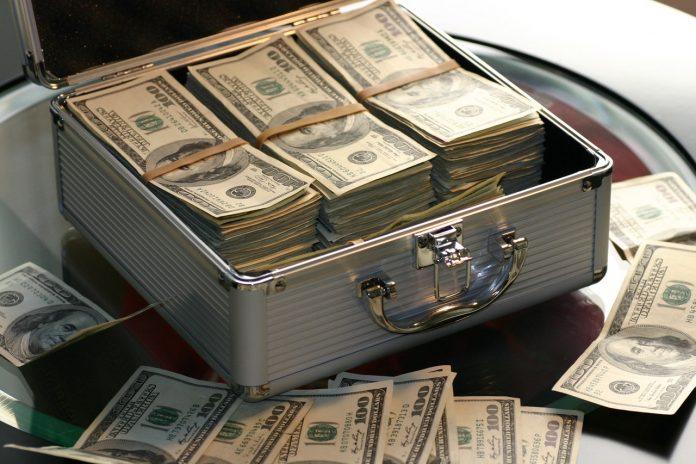 argent d'une néo banque