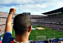 fan de football